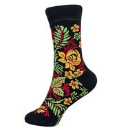 Дизайнерские носки SOXESS в русском стиле Городец (короткие) [CLONE] [CLONE] [CLONE]