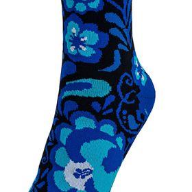 Дизайнерские носки SOXESS в русском стиле Городец (короткие) [CLONE]