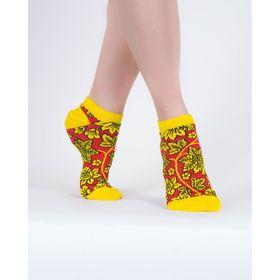 Дизайнерские носки SOXESS в русском стиле Городец (короткие) [CLONE] [CLONE] [CLONE] [CLONE] [CLONE]