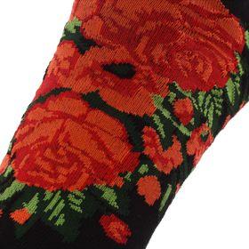 Дизайнерские носки SOXESS в русском стиле Жостово (короткие)