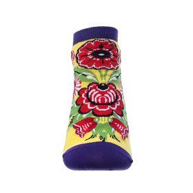 Дизайнерские носки SOXESS в русском стиле Городец (короткие)