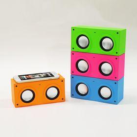 Сенсорный индукционный усилитель стерео беспроводной датчик Портативная колонка